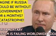 Putin:, We Have To Stay A Strong Presidential Republic!